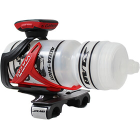 XLAB Torpedo Kompact 125 Hydration System red/black